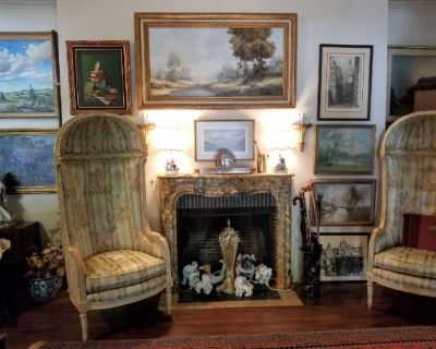 Estate Sale in River Hills filled w/ Antiques, Collectibles, Artwork & Much More by MMES