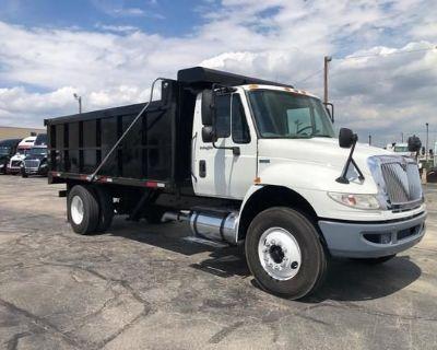 2000 INTERNATIONAL 4300 Dump Trucks