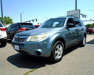 Used 2011 Subaru Forester 4dr Auto 2.5X w/Alloy Wheel Value Pkg