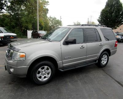 Used 2008 Ford Expedition XLT 4WD