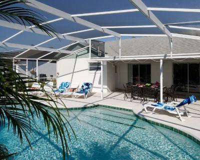 2 Masters, Pool, Spa, TV, Broadband, Pool and Spa Heat Included, 5 Mins Disney - Indian Ridge