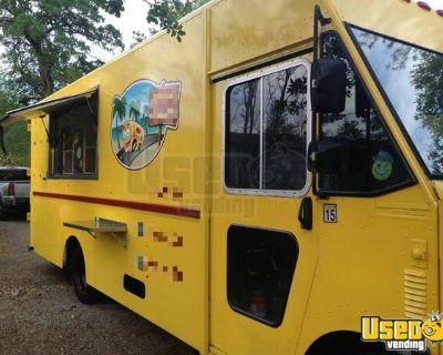 Chevrolet Turnkey Utilimaster Step Van Food Truck / Mobile Kitchen