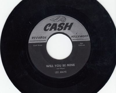 LEE MAYE AND GROUP ~ Will You Be Mine*Mint-45 !