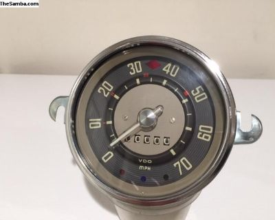 Clear needle Speedo Bus speedometer
