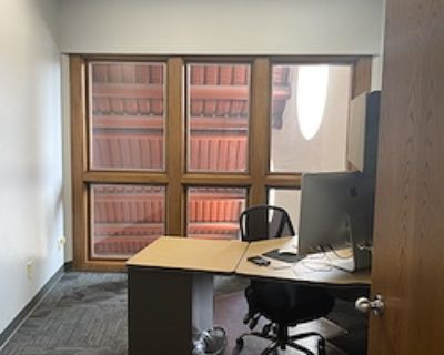 Private Office for 1 at Class A Space & Environment