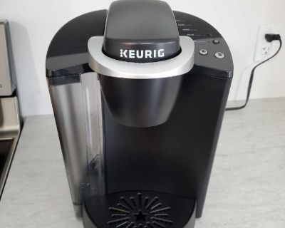 Keurig Coffee maker and Stand