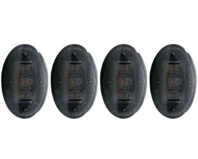 Anzo Usa 861078 Led Dually Fender Lights Fits F-350 Super Duty F-450 Super Duty