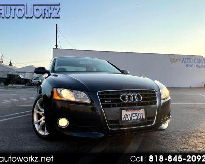 2010 Audi A5 2dr Cpe Man quattro 2.0L Premium