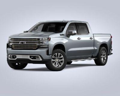 New 2021 Chevrolet Silverado 1500 High Country Four Wheel Drive Truck