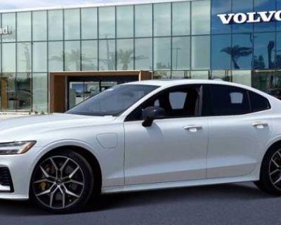 2021 Volvo S60 Plug-In Hybrid Polestar