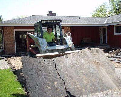 Affordable - Slab Removal / Concrete Demolition - All Demo