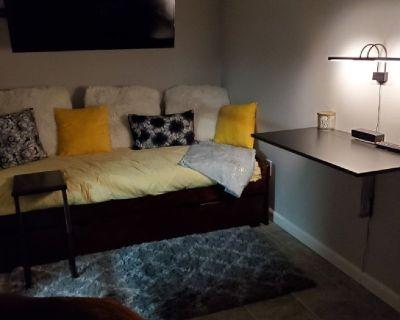 New studio room for rent
