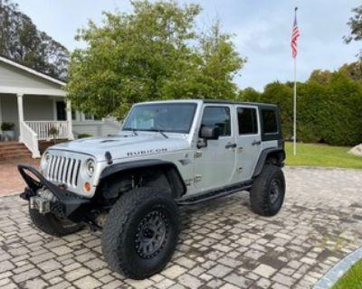 Hemi Jeep Rubicon Unlimited