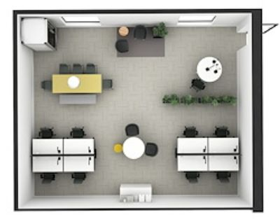 Office Suite for 8 at AIP