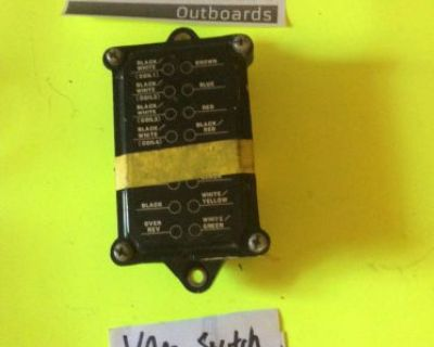Yamaha Outboard 90hp Switchbox 3cly 2stroke 85hp 70hp