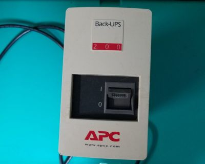 Battery Backup & Surge Protector for Electronics and Computers