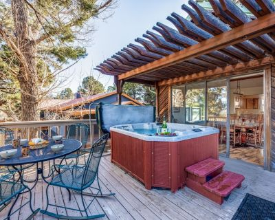 Located in a peaceful setting on the north side of Ruidoso Remember the Alamo is - Ruidoso