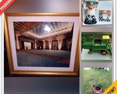 Mableton Downsizing Online Auction - Pisgah Road Southwest