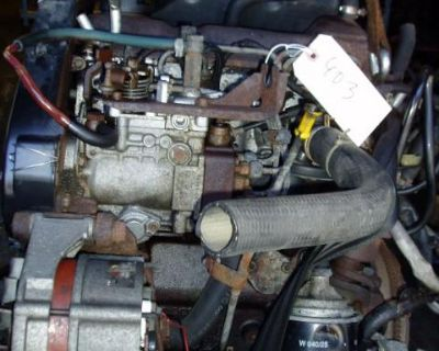 VW Diesel Engine: 1600 Diesel for Rabbit Pick up