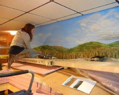 Murals and decorative painting