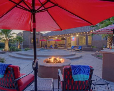 LUX, Heated POOL Option, Spa, Great City Views, Casita, Putting Green, Bikes, Pool Table - County Island
