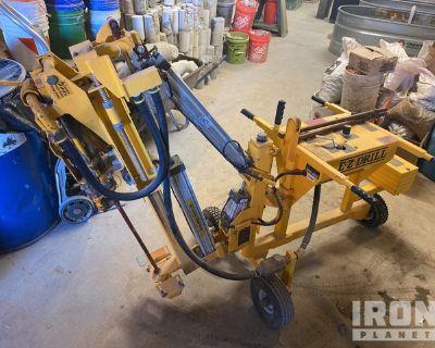 E-Z Drill 210BSRA Slab Rider