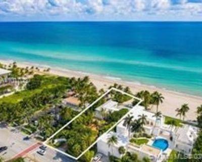 Ocean Blvd And The Strand, Golden Beach, FL 33160 4 Bedroom House