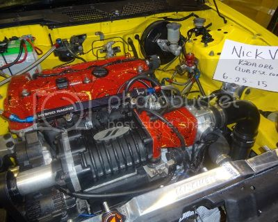 Jackson Racing Supercharger Kit, ONLY 1200 miles