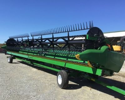 2016 JOHN DEERE 640FD Harvesting Equipment