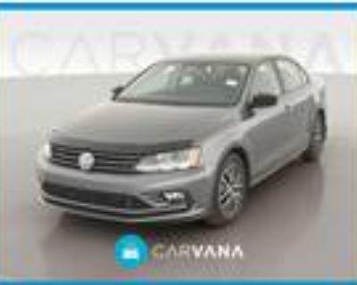 2018 Volkswagen Jetta Gray, 6K miles