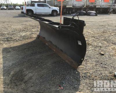 JRB 115PH Snow Plow