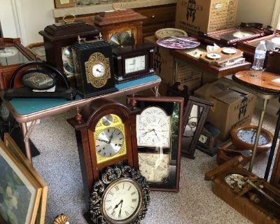 Clock Estate Sale in Gainesville