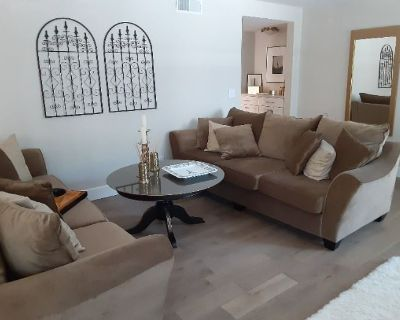 Contemporary Sale in Sherman Oaks with a Touch of Paris and KitchenAid and Maytag Appliances!