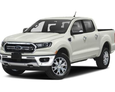 Pre-Owned 2021 Ford Ranger LARIAT With Navigation & 4WD