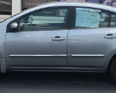 $199 DOWN! 2012 Nissan Sentra. NO CREDIT? BAD CREDIT? WE FINANCE!