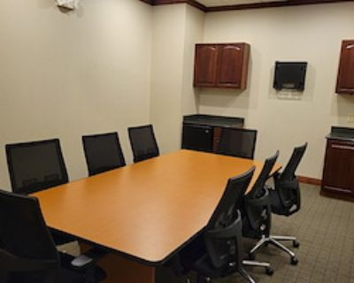 Private Meeting Room for 8 at Tyson Law Firm, P.C.