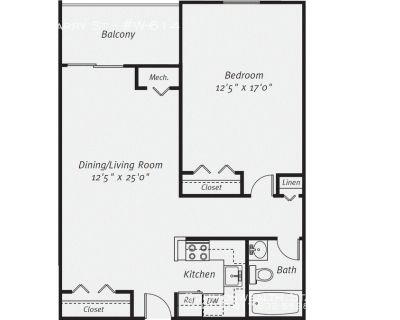 AVAILABLE 10/23! 1BED/1BATH IN QUINCY - PET FRIENDLY!!