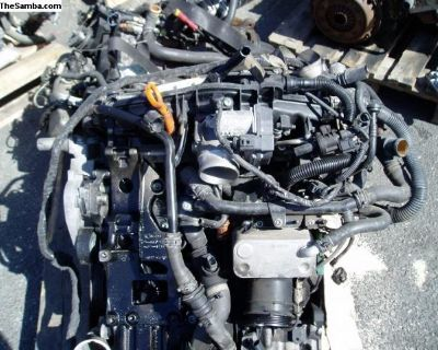 VW 2.0 Turbo Complete used engine: 2006 & up