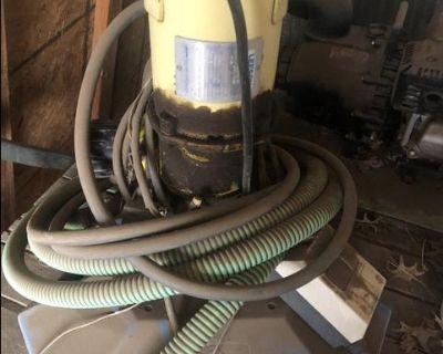 Agri-Inject Fertilizer pump