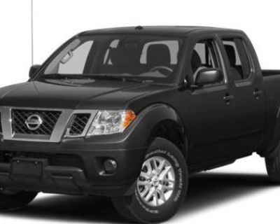 2014 Nissan Frontier SV