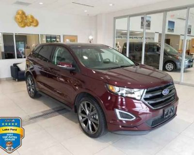 Used 2018 Ford Edge 4dr AWD