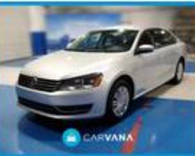 2014 Volkswagen Passat Silver, 87K miles
