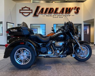 2021 Harley-Davidson Tri Glide Ultra 3 Wheel Motorcycle Baldwin Park, CA