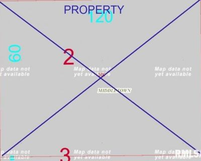 Plot For Sale In Middletown, Illinois