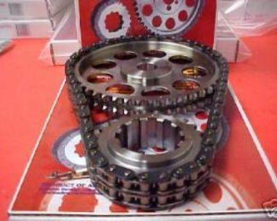 Amc Jeep 304 360 390 401 Rollmaster Cs7110 Double Roller Billet Timing Set