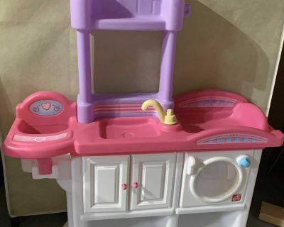 Doll change table/ high chair