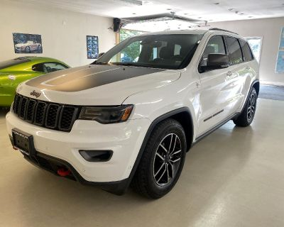 Used 2019 Jeep Grand Cherokee Trailhawk 4WD