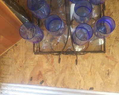 11 BRANDY CUPS 11 COPAS D VINO