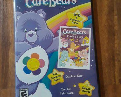 Carebears dvd