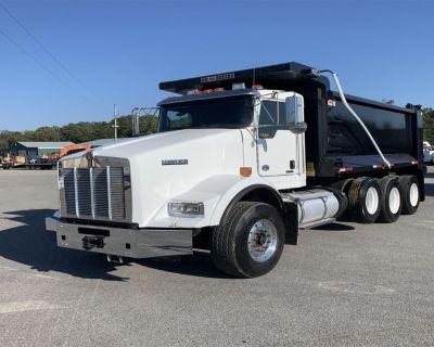 2019 KENWORTH T800 Dump Trucks Truck